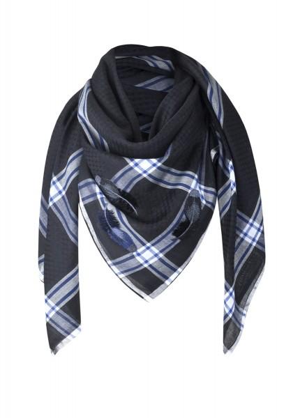 anina-w-tuch-schal-arabisch-schwarz-blau-mit-federn