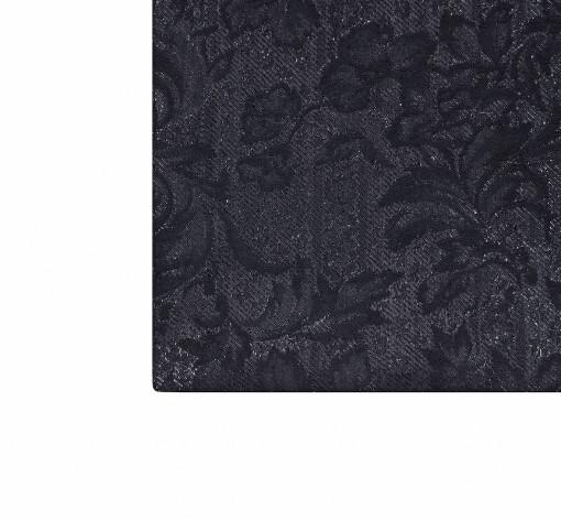 anina w kleidersack kleiderhülle schwarz paisleymuster detail
