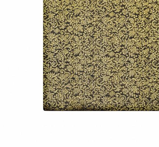 anina w kleidersack kleiderhülle schwarz gold sari detail