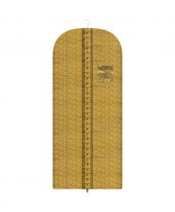 anina w kleidersack kleiderhülle schwarz gold sari