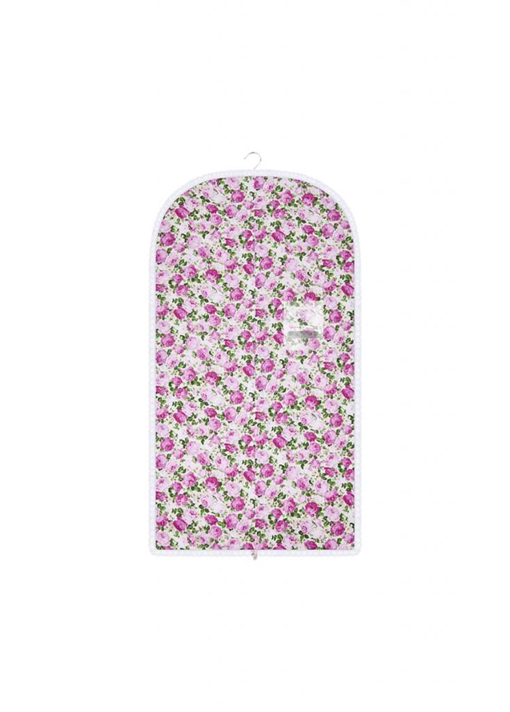anina w kleidersack kleiderhülle pink weiss rosen