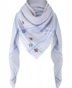 Arabisches Tuch in Pastell